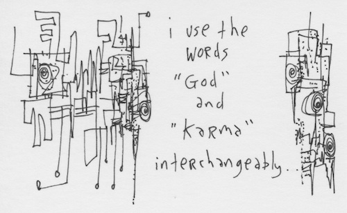 God and Karma