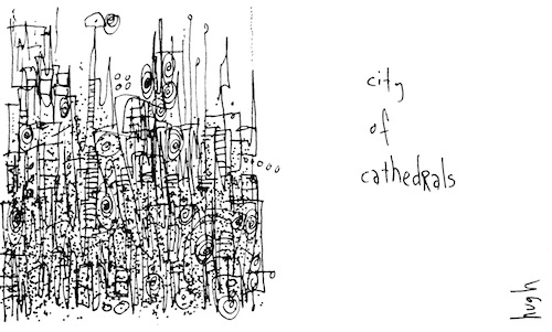 City of cathedrals