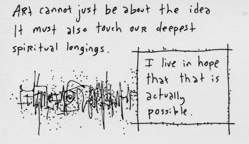 Deepest spiritual longings