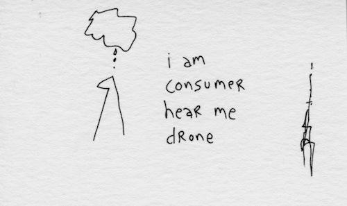 hear me drone