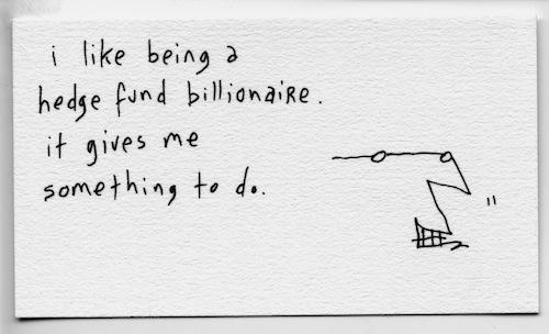 Hedge fund billionaire