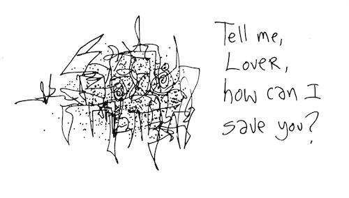 Tell me lover