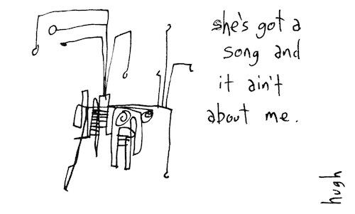 She's got a song