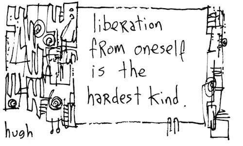 Liberation from oneself