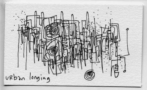Urban longing