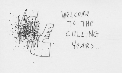 Culling years