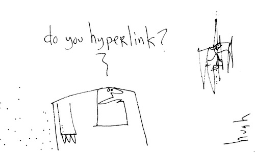 Do you hyperlink