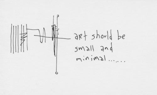 Small and minimal