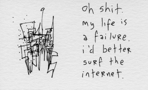 Surf the internet
