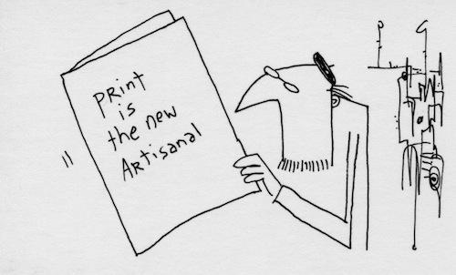 The new artisinal