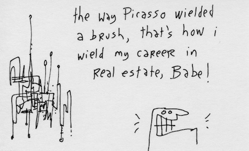 Career in real estate