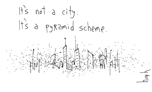It's not a city