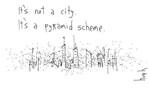 It's not a city