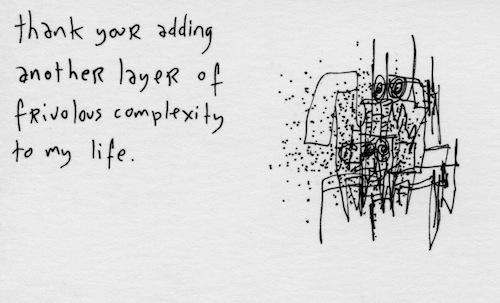 Frivolous complexity