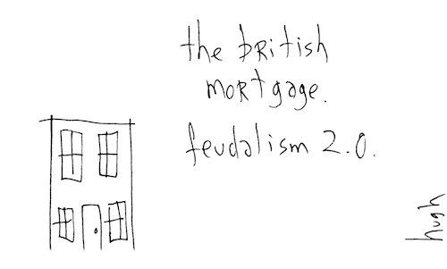 British mortgage