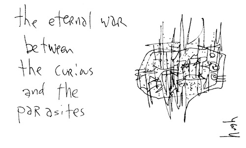 The eternal war