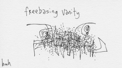 Freebasing vanity