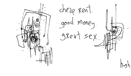 Cheap rent good money