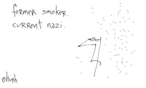Former smoker