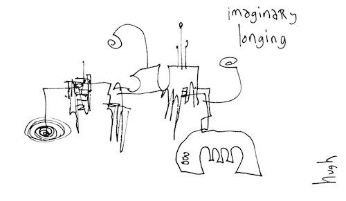 Imaginary longing