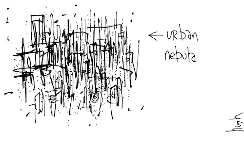 Urban nebula