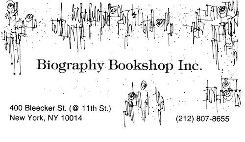 Biography bookshop inc