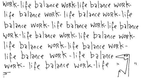 Work-live balance
