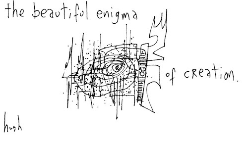 Beautiful enigma