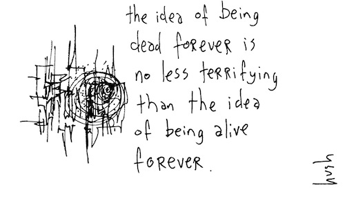 Dead forever