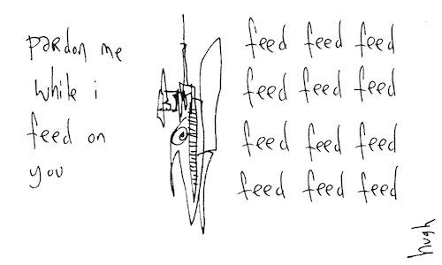 Feed feed feeed