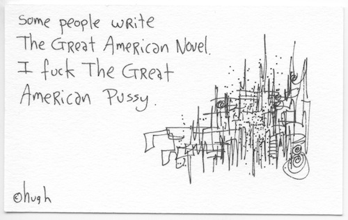 Great american pussy