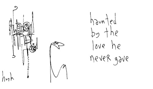Haunted by the love
