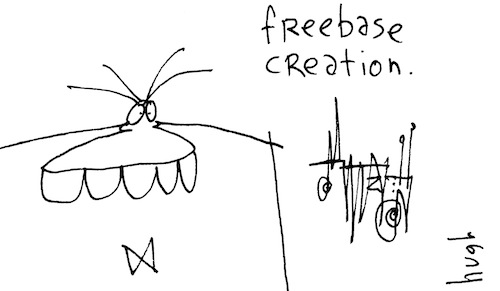 Freebase creation