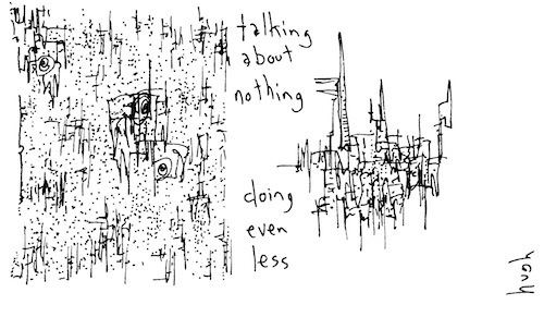Talking about nothing