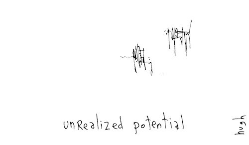 Unrealized potential