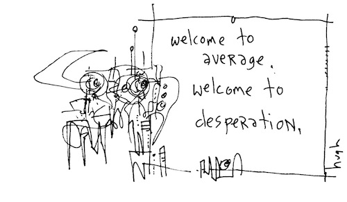 Welcome to average