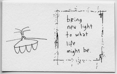 Bring new light