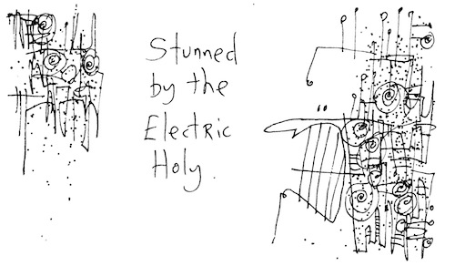 Electric holy