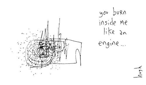 Like an engine