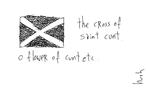 Saint cunt