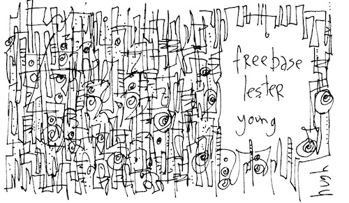 Freebase Lester Young