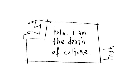 Death of culture