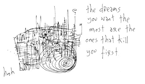 Dreams you want the most