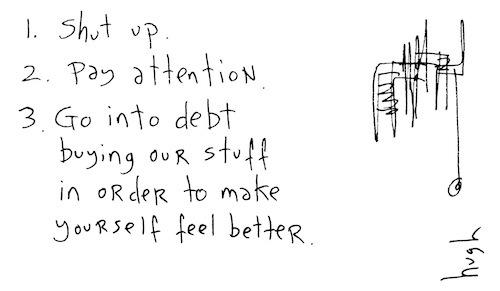 Go into debt