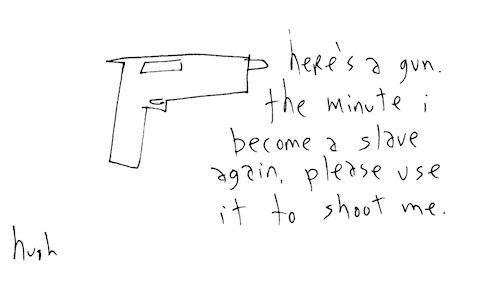 Here's a gun