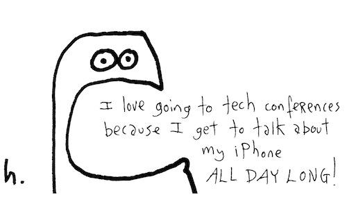 Tech conferences