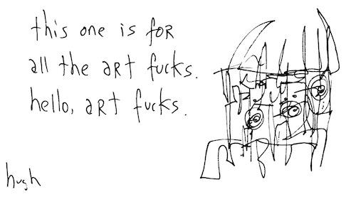 Art fucks