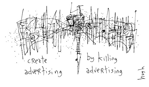Killing advertsing