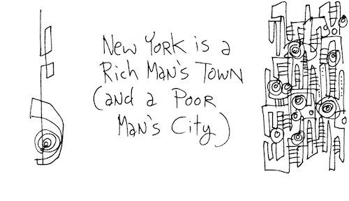 Rich man's town