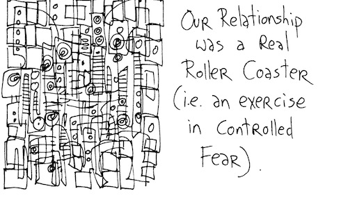 Controlled fear